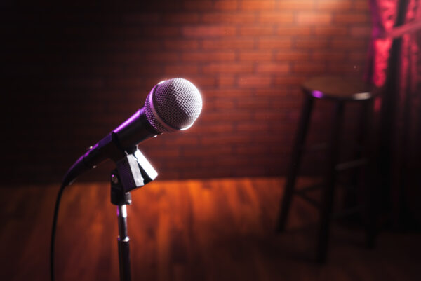 Comedy Night at Happenstance Social